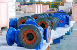 Ka Helical Bevel Hollow Outlet Gear Motor pictures & photos
