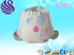 OEM Baby Disposable Biodegradable Diaper with Magic Tape pictures & photos