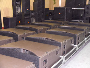 Kudo 3 Way Outdoor PA System Line Array Speaker pictures & photos