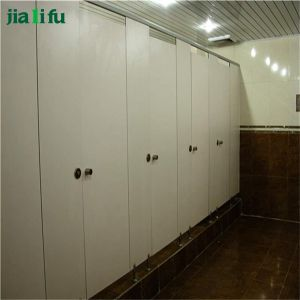 Jialifu New Design Solid Phenolic Washroom Partition pictures & photos
