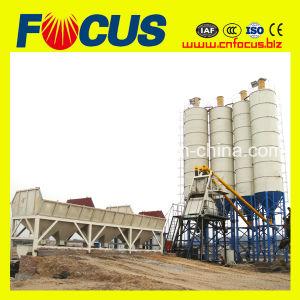 25m3, 35m3, 50m3, 60m3, 75m3/H Stationary Concrete Mixer Plant pictures & photos