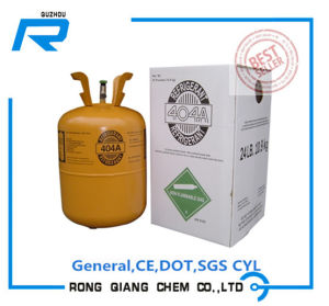 Mixed Refrigerant Gas, R404A Environment Friendly Gas