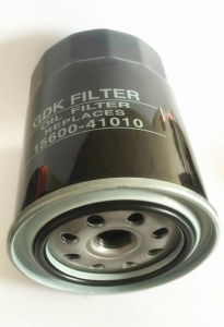 Oil Filter Use for Toyota (OEM NO: 15601-41010) pictures & photos
