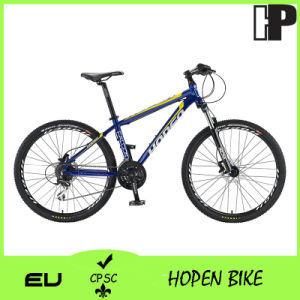 "26"" 24 Speed Mountain Bicycles Aluminum Alloy Frame Factory Supply pictures & photos"