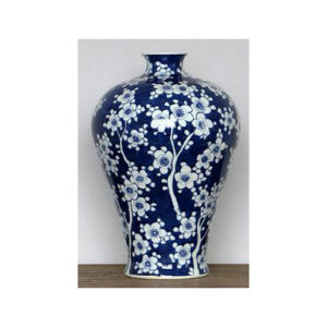 Antique Chinese Porcelain Blue and White Vase Lw974 pictures & photos