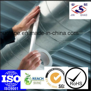 Self Adhesive Thermal Insulation Aluminium Duct Tape with Release Liner pictures & photos