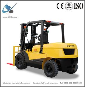 4.0 Ton Diesel Forklift pictures & photos