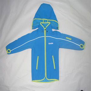 Kids Sports Softshell Jacket (SM-SF1506) pictures & photos