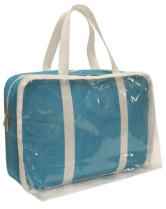 Transparent Insulated Thermal Cooler Bag (MS3113) pictures & photos