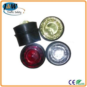 China Manufacturer 360 Degree Reflective Glass Road Stud pictures & photos
