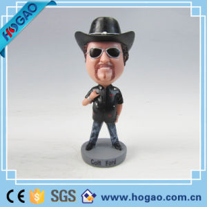 OEM Resin Bobble Head for Home Decoration pictures & photos