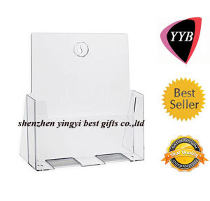 Custom Acrylic Business Card Holder (YYB-0300) pictures & photos