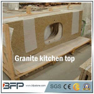 Natural Polished Granite, Marble, Quartz Stone Vanity/Bathroom & Kitchen Countertop pictures & photos