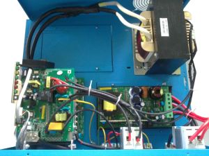 Grid Hybrid Solar Inverter (SPG500W-3000W) pictures & photos