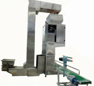 Cashew Filling Machine with Conveyor Belt pictures & photos