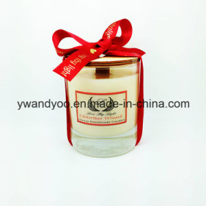 Pure Soy Scented Glass Jar High-End Gift Candles