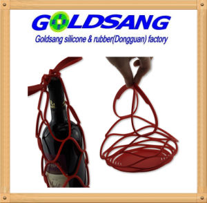 2016 Creative Product Silicone Collapsible Wine Web Bags pictures & photos