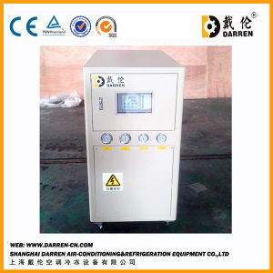 CE Water-Cooled Scroll Industrial Chiller pictures & photos