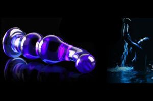 Sex Toy Glass Dildo for Women Injo-Dg114 pictures & photos