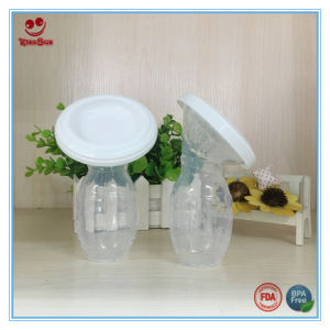 Easy Cleaning Soft Feeding Breast Pump with Wide Neck pictures & photos