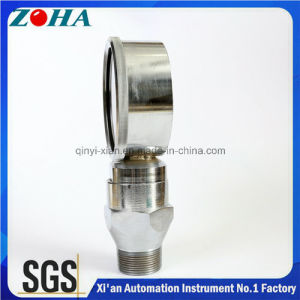 Shake Resistance Slurry Pressure Gauge for High Severe Environment pictures & photos