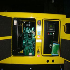 with Perkins 134kw Engine 1106A-70tg2 Silent Diesel Generator for Home Use with Deepsea Controller pictures & photos