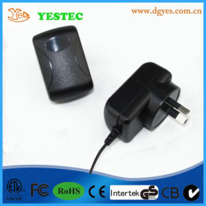 5V600mA AC/DC Adaptor with Switching Power Supply for SAA Plug