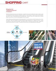 FUJI Shopping Cart Escalator pictures & photos