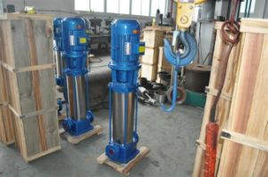 High Lift Multistage Vertical Chemical Stainless Steel Booster Pressure Pumps pictures & photos