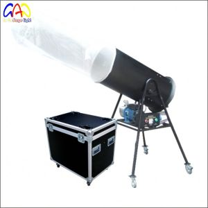 Durable 3000W New Product Greatest Cannon Bubble Machine with Flycase pictures & photos
