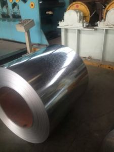 Hot Galvanised Steel Coil/ Hdgi Steel Coil/ Zincalume Steel Coil pictures & photos