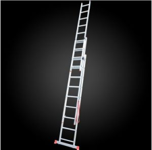 3 Sections 6 M Muiti-Purpose Telescopic Firefighting Ladder pictures & photos