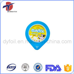 56mm Foil Lid For Food Packaging pictures & photos