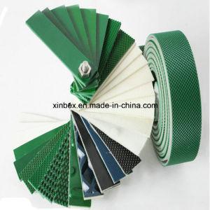 PVC Corrugator/Round/Diamond/Super Grip/Saw Tooth Conveyor Belts pictures & photos