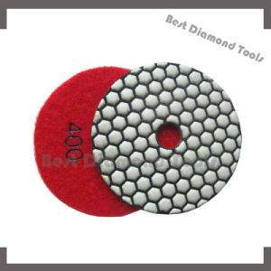 Premium Dry Resin Flexible Polishing Pads Diamond Tools pictures & photos