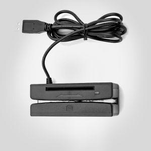 Zcs100-IC USB Magstripe /EMV Reader, Magnetic Stripe Card Reader, EMV Reader