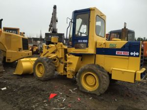 Used Komatsu Wa100 Loader, Wheel Loader Komats Wa100 pictures & photos