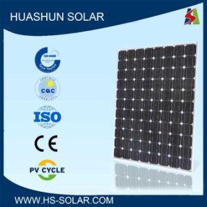Huashun 220-240W 125X125 Monocrystalline Solar Panel (SH-240S5-28)