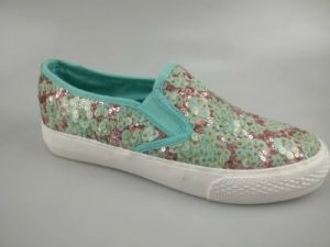 Sweet Girls Canvas Flats Shoes