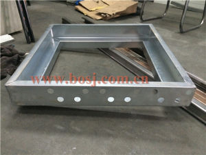High Quality Fire-Proof Damper for HVAC System Duct Roll Forming Machine Supplier Malaysia pictures & photos
