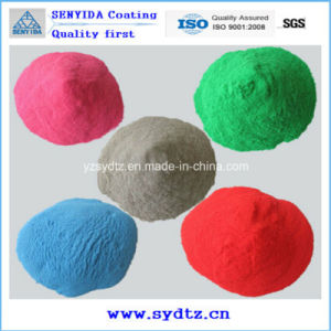 Hot Indoor Polyester Powder Coating Paint for Strongbox pictures & photos