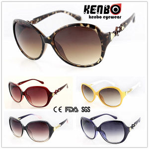 New Design Fashion Plastic Sunglasses with Nice Temple Kp50861 pictures & photos