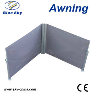 Popular Aluminum Double Retractable Side Awning (B700-2) pictures & photos