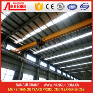 Suspension European Type Single Girder Overhead Crane