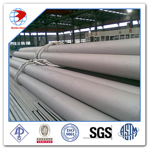 Seamless Duplex Stainless Steel Pipe ASTM A789 S31803 pictures & photos