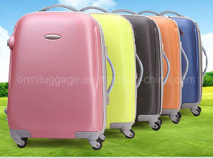 Cheap ABS Travel Trolley Luggage Bag for Sale pictures & photos