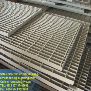 Hot DIP Galvanized Trench Grating for Drain Cover pictures & photos