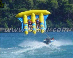 Inflatable Flying Fish Banana Boat / Fly Fish Water Sports / Inflatable Flying Fish Ube Towable D3065 pictures & photos