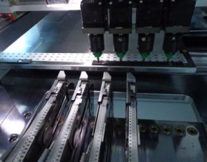 SMT Placement Machine for LED Assembly Line pictures & photos