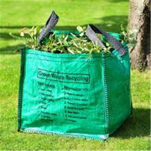 UK Popular Waterproof Garden Waste Bag pictures & photos